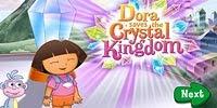 Даша Путешественница спасает королевский кристалл | Dora Saves the Crystal Kingdom