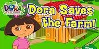 Даша Путешественница спасает ферму | Dora Saves the Farm