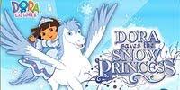 Даша - снежная принцесса | Dora The Snow Princess