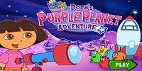 Приключение Даши на фиолетовой планете | Dora's Purple Planet Adventure