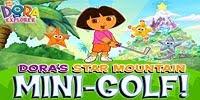 Даша путешественница звезда горного мини-гольфа | Dora's Star Mountain Mini-Golf