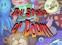 Спанч Боб - Магазин игрушечных ужасов (39 серия, 6 сезон)