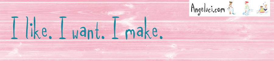 I like, I want, I make