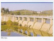 La presa de Montijo