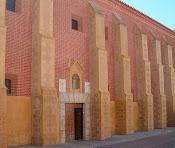 Y la fachada del Convento