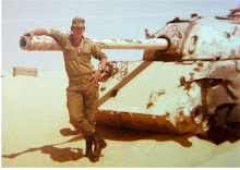 T 55 in west Sinai