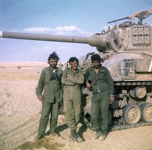 Comandantes y conductores 594px-PikiWiki_Israel_8183_Israel_Defense_Forces