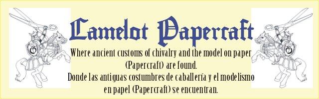 Camelot Papercraft