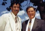 With Senator John Chafee