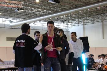 Prémio no FNR 2010 em Leiria