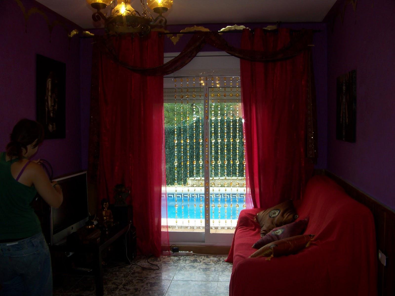 Creativitat en moviment decoraci n habitaci n de inspiraci n ind - Decoracion indu ...
