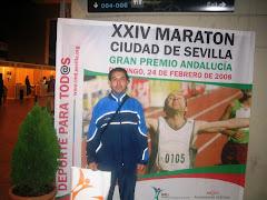 Maratón Sevilla (Febrero 2008)