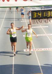Maratón Valencia (Febrero 2004)
