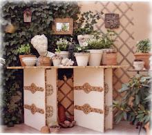Einige meiner Mosaikarbeiten;