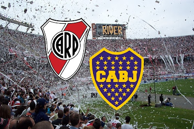 (Mega) Superclasico || Boca Juniors - River Plate
