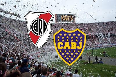 (Mega) Superclasico || Boca Juniors - River Plate