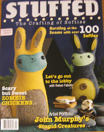 Stuffed Magazine Volume 3 Issue 2