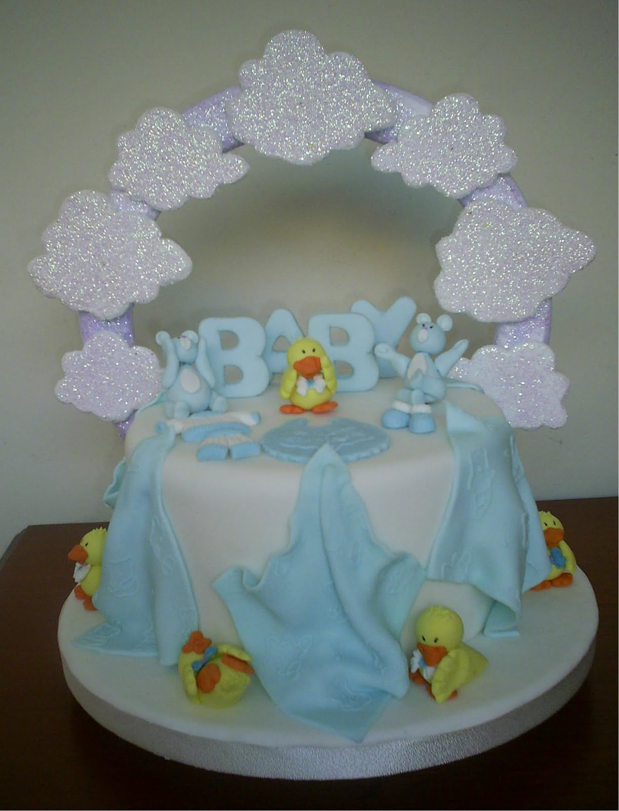 BC CATERING LIMA: Torta Baby Shower