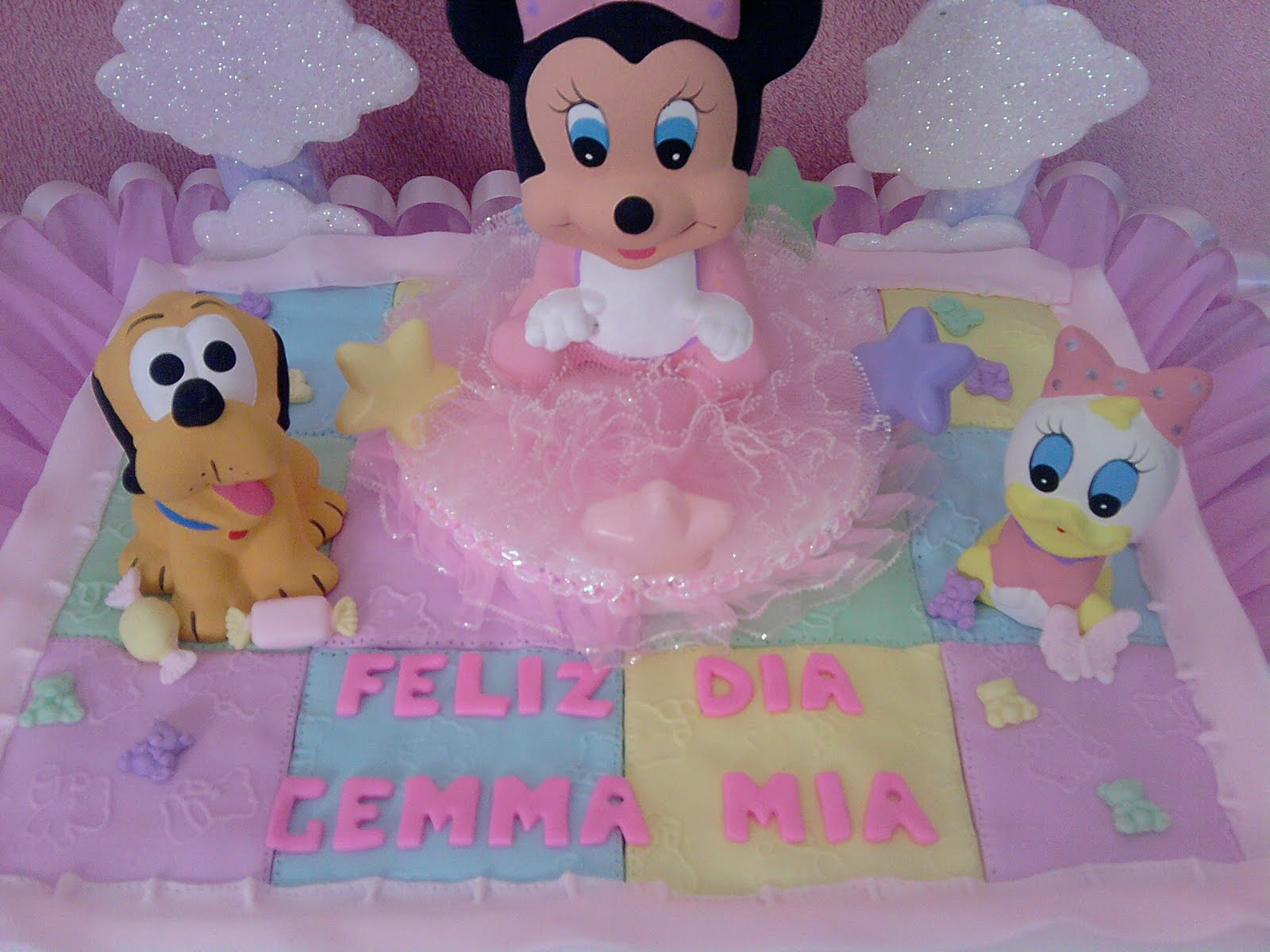 BC CATERING LIMA: Torta Minnie Baby