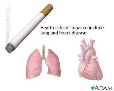smoking risks essay
