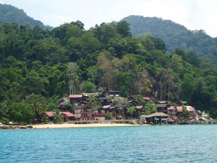 Panuba Inn Resort Tioman Island, Malaysia