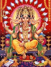 Ganesha o Deus dos Indianos