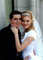 Our Wedding May 16, 2008