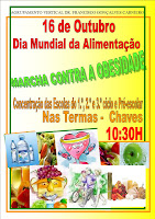 """Dia Mundial da Alimentação - """"Marcha contra a Obesidade"""""""
