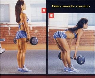 Bodybuildingrd gluteos by berna - Barras de ejercicio para casa ...