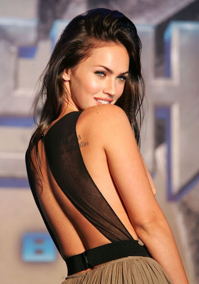 replacement megan fox transformers 3. Well that was Megan Fox,