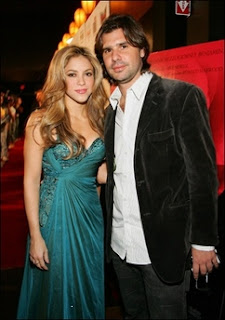 Shakira y Antonio, cuando compartían todo, todo y todo.
