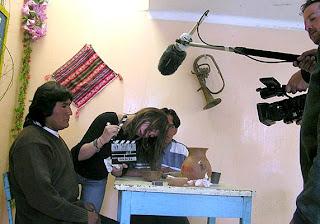 evo morales evo pueblo cine bolivia noticias