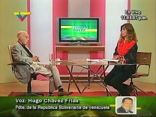 Chavez audio Baduel pronuncia reforma constitucional referendo