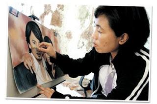 Bakat Wanita Melayu Boleh Dalam Bidang Lukisan