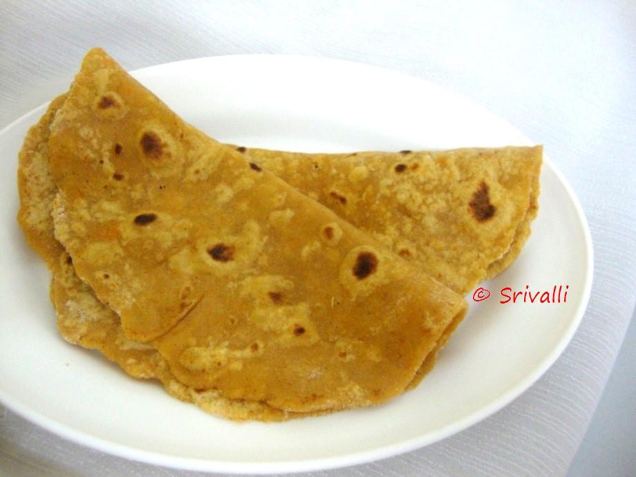 Vegetable Paratha   Quick Stuffed Parathas for Kids   Kid Friendly ...