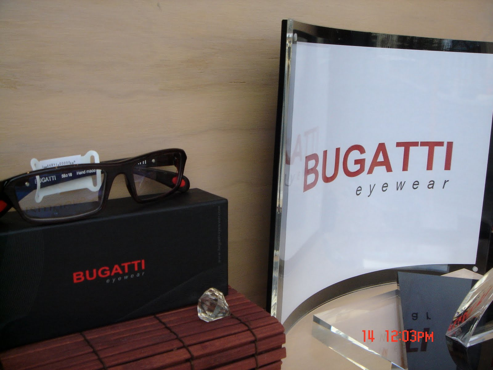 Bugatti Eyewear http://www.red-grey.co.uk/general/bugatti-eyewear.html