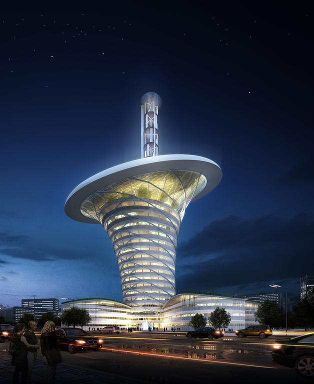 Bijzonder bizar duurzaamste gebouw ter wereld - Het mooiste huis ter wereld ...
