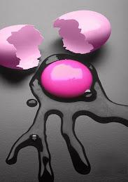 Pink egg????