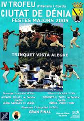 IV TROFEU CIUTAT DE DENIA 2005