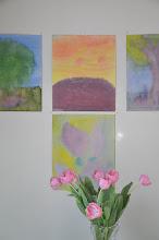 9 åringens kunst