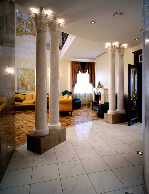 Interior Decorative Columns Elegant House Columns Ask
