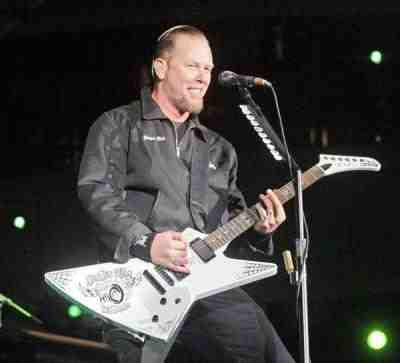 Metallica James Hetfield's Straight Edge Tattoos | Music Feed