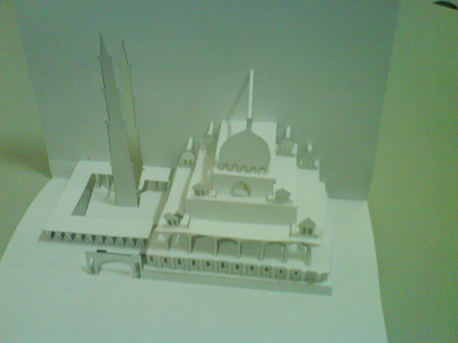 monumento -masjid putra