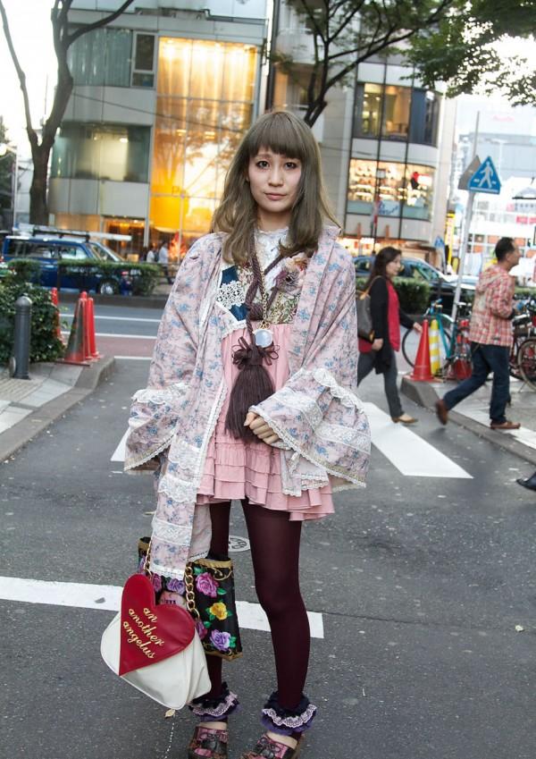 Harajuku Tokyo Street Fashion