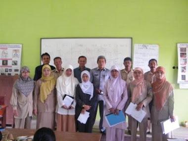 peserta MGMP Matematika