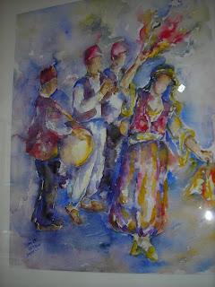 الفنانة التشكيلية الجزائرية دجانات هبريه DAHAL2.JPG