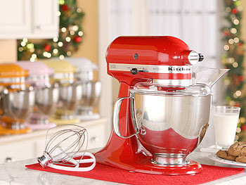Kitchen Aid Mixer Stalls When Switched To