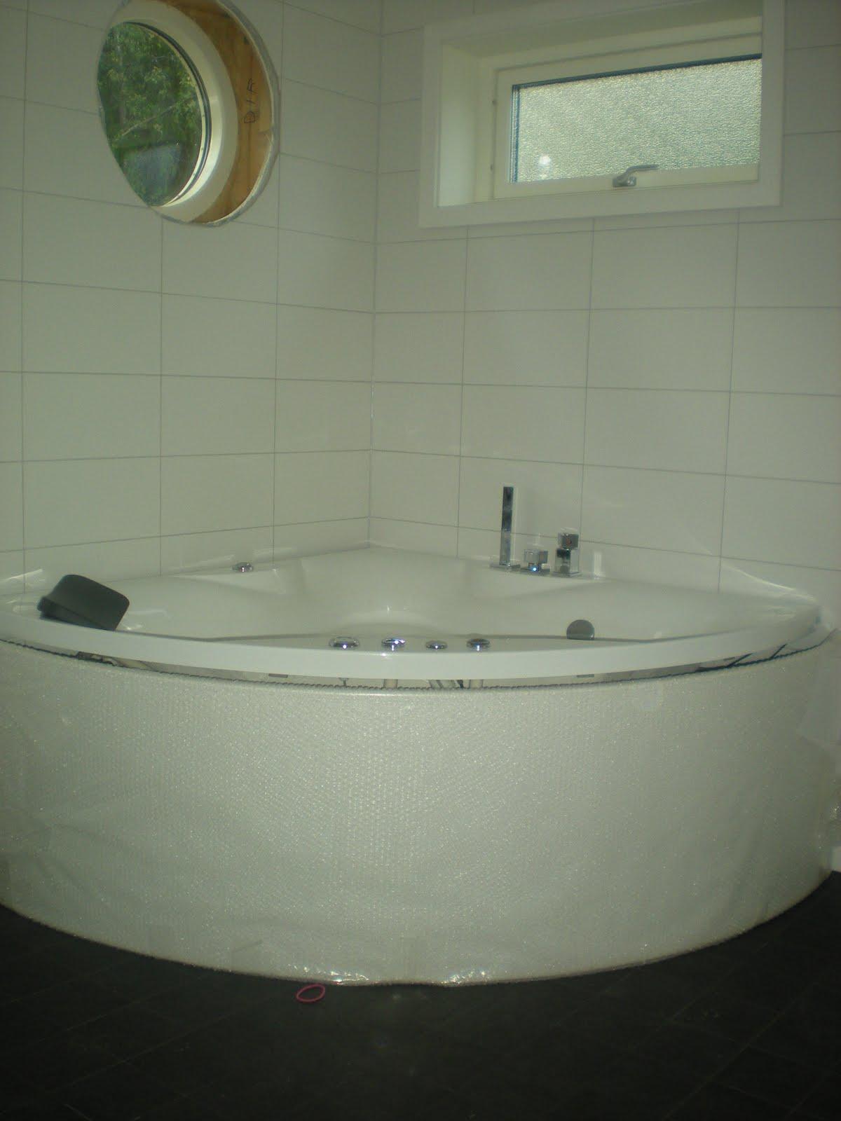The almost perfect home: Här är mitt nya badrum...
