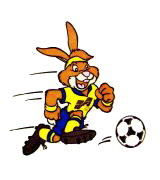 Rabbit Euro 1992 mascot