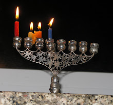 Hannukah - 2009